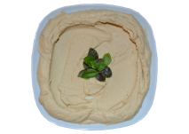 (3) Hummus with Bread