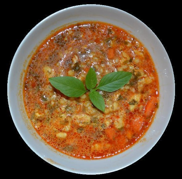(52-A)Chicken Barly Soup